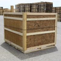 Using Wood As Packing