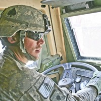 Military Driver Training Center Can Solve Truck Driver Shortages